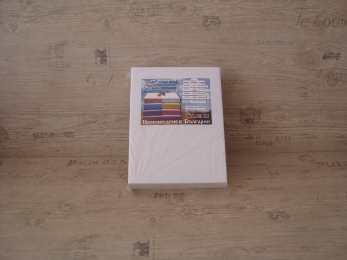 Калъф за матрак от трико - цвят Екрю