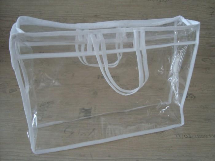 Прозрачна чанта за спално бельо №16А