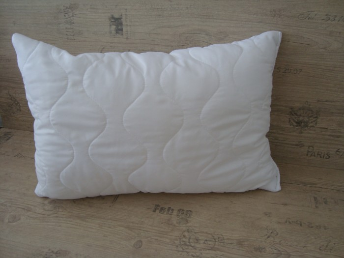 Възглавница силикон тигел бяла -0.600гр.