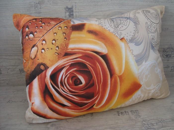 Възглавница Дунапрен -Кафява роза